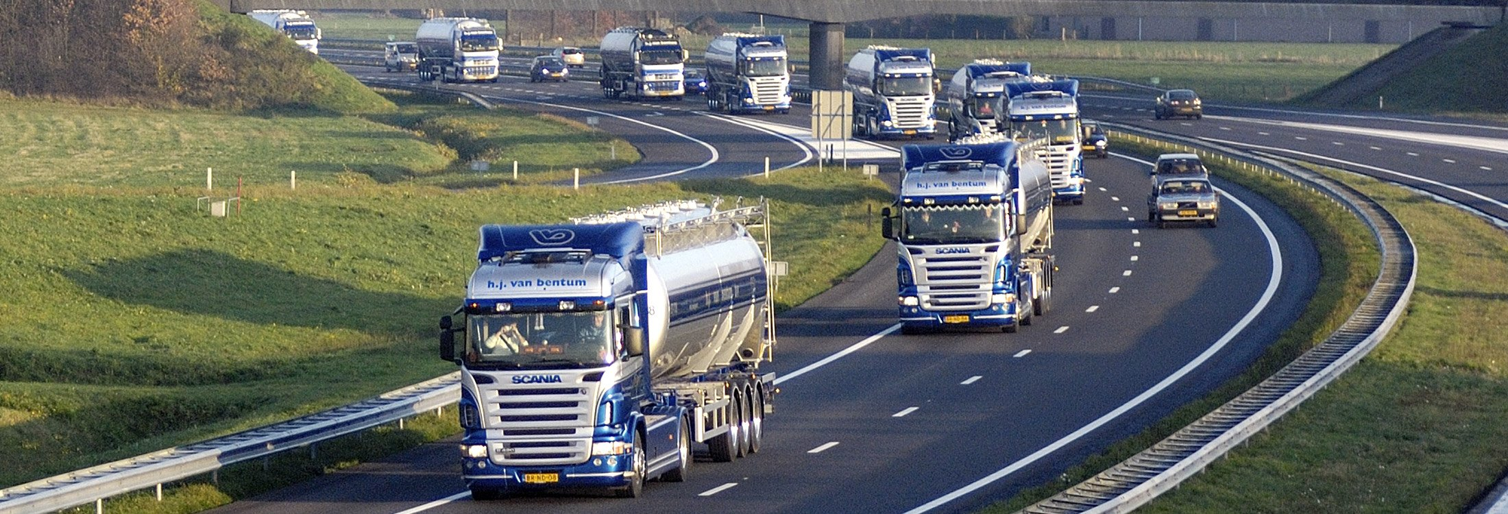 bentum transport vloot bulktransport